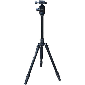 KamKorda Compact Advanced Camera Tripod - 2 Year Warranty